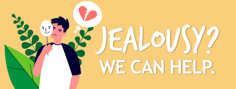 Feeling Jealous? Here's How to Combat It